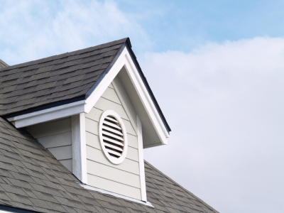 Gable-End Vent Installation in Greater Conway